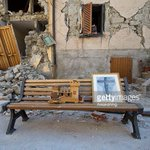 . @awakeninginfo covering earthquake  #earthquakeitaly @GettyImagesNews pic by Luca Zanon @yomagj https://t.co/gg3zliz1Se