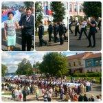 Эстафета российского флага завершается сегодня в Кинешме. В шествии участвует депутат @Ivoblduma Ирина Виноградова https://t.co/Iafyx72gMZ
