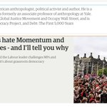 """What irony - a senior, well-paid professor at an elite university says if you dont support Corbyn, youre """"elite"""" https://t.co/INlpGp9N4z"""