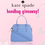 #SundayMorning heres a little treat- Kate Spade handbag #giveaway!! https://t.co/wFofA9800Q 😍😍 https://t.co/UbMVIQBDU0
