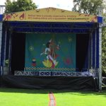 Today is the day - join Carolyn & @MarcMallett_UTV & U Crew for #BelfastMela 10th birthday today at Botanic Gardens https://t.co/f4mg1GEvxY