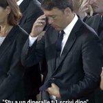 Nel nome del padre, del figlio e dello spirito Samsung. La sincera partecipazione di #Renzi ad #Ascoli https://t.co/i9WyZTd7Tr