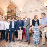 Concierto de @OyarzabalDani en el órgano restaurado en ermita @Tiedra_ #MaravillasSonoras https://t.co/Rb3br3yZBf https://t.co/mHmYDtKv3k