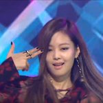 [CAPS] 160828 #BLACKPINK WHISTLE (#휘파람) @ SBS Inkigayo - #JENNIE (04) https://t.co/1ONQzuf143