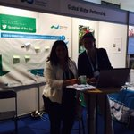 Exhibition set up at #WWWeek. To find us @GWPnews: easy, were right at the top! https://t.co/GsQ9dHTUIg
