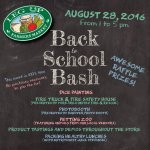 Dont forget about our Back to School Bash today 1-5! School supplies for @HayshirePOWER will earn you a free tote! https://t.co/NifE8pjd13