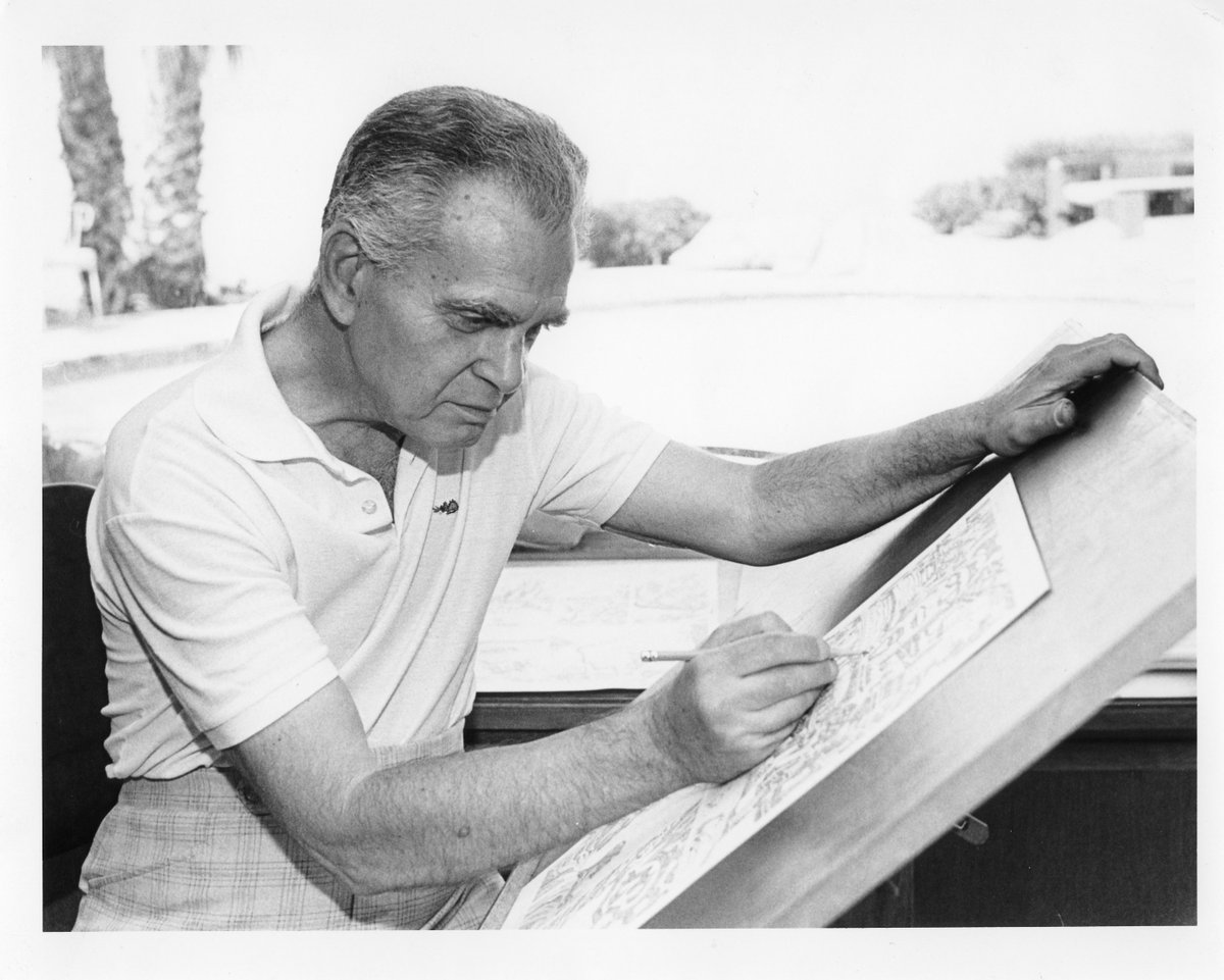 "Happy 99th birthday to Jack ""The King"" Kirby! https://t.co/hqkwdM1XEC https://t.co/qE2vFWHCjI"