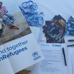 Visit the #WithRefugees table at #DCrally4refugees & sign worlds largest petition calling for safety for refugees! https://t.co/VzCsTt2fVp