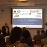 #water food energy #nexus a big drawer at #WWWeek with a packed room https://t.co/a4YFUgPOwU
