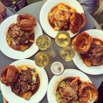 And on the seventh day, we roast #jointheherd #streatham #bankholidayweekend #SundayFunday #foodies #roastwinner 🙋🏼 https://t.co/ARRRgdyxhQ