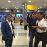 Llego el modelo...#FDJ rumbo a Guatemala #FDJCentroamerica @Rortiz_ESPN @Palomo_ESPN @ESPNMarioKempes https://t.co/78Re2IQ2sf