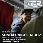 We talk Carnival on tonights Sunday Night Rider, before the best bits of my recent Wiley interview. Join us. https://t.co/ODGnKMNxkV