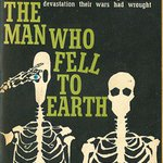 My god. The first edition cover for Walter Tevis The Man Who Fell To Earth is the best. https://t.co/aYc4BA56YA