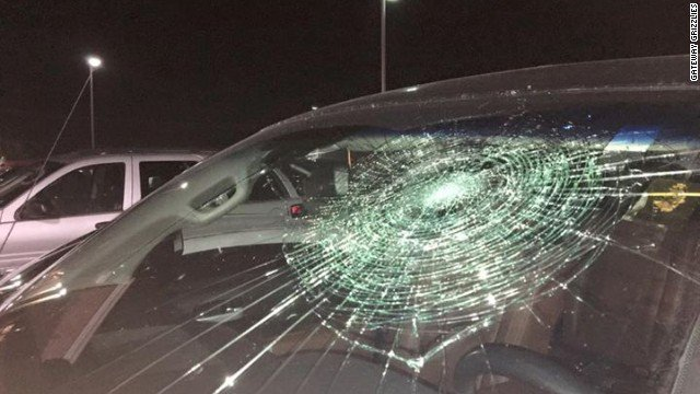 Minor leaguer hits grand slam, later finds out that he broke his own windshield https://t.co/EIQuESyuor