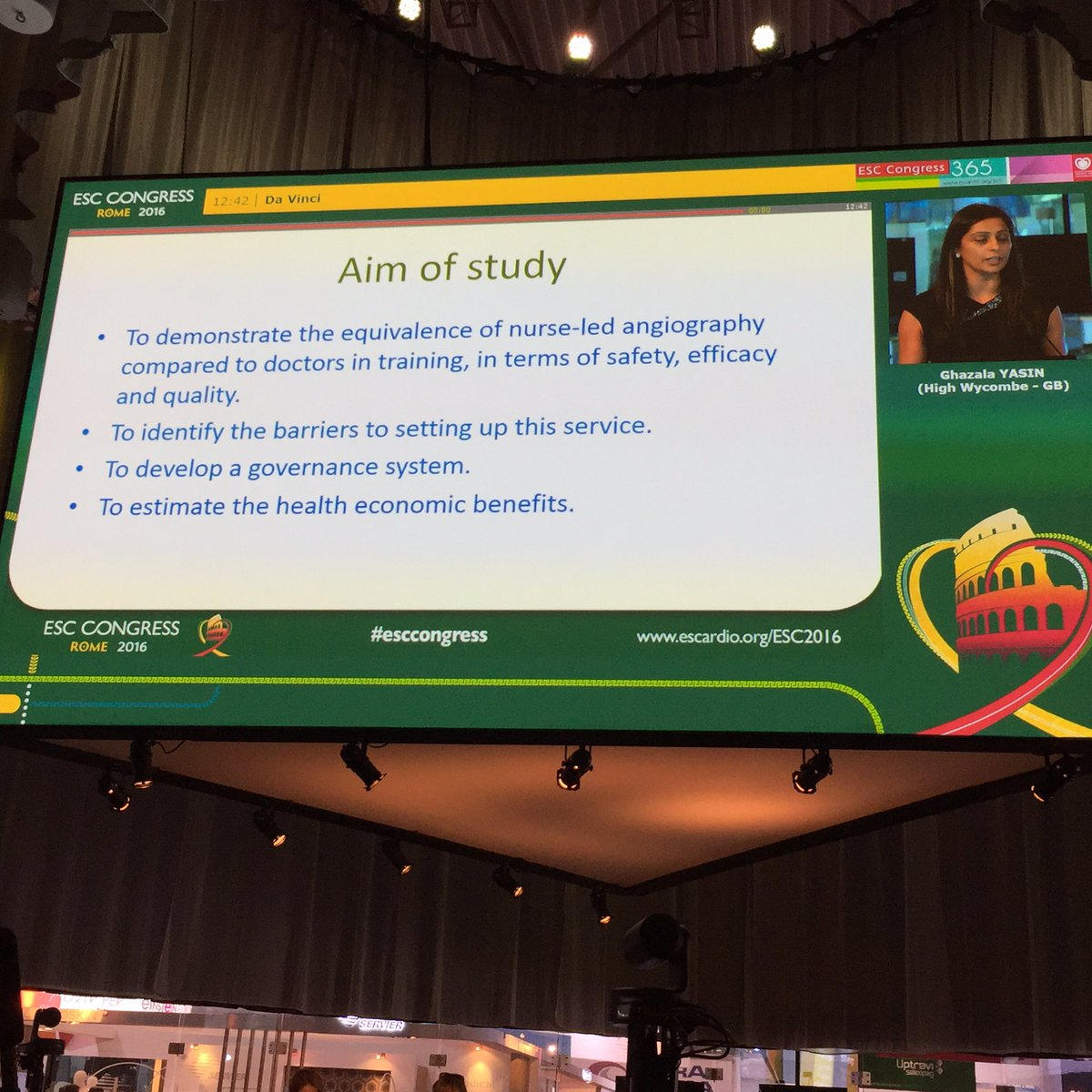 Here's an abstract from #ESCcongress that might give docs chest tightness. Nurse angiography feasible and safe!!! https://t.co/FzT9EYcdGE