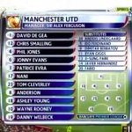 5 YEARS AGO TODAY: Sir Alex Ferguson beat Arsenal 8-2 with this Starting XI. https://t.co/v70CXtxT33