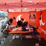 Het @fysiosportief_ team is lekker bezig tijden de @MollemaTocht #wielrennen #groningen #sportbeleving https://t.co/cLQ9WHN7I8