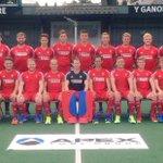 Austria 1 - 5 Wales. Goals @garethfurlong18 x2, Owain Dolan-Grey x2 and @Dale_Hutch12. World League next week https://t.co/OD42WbZXiq