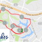 ICYMI: South Lakes 10k has closures on Sunrise Valley, Soapstone + South Lakes Drives #SouthLakes10k #VaTraffic https://t.co/y6gmYHP41g