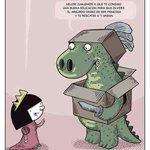 #SoyFeministaPorque por cuentos de princesas y dragones hoy se matan a millones de mujeres al año. Por un simple NO! https://t.co/9y21md4l8H