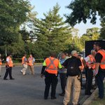 Metro preparing for full-scale emergency response drill on Yellow Line Bridge over Potomac starting at 8:30am #wmata https://t.co/cSoTcX1VHI