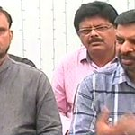 #BREAKING: MQM's Asif Hasnain joins Pak Sarzameen Party; addresses presser with Mustafa Kamal https://t.co/VmWf3Ctgwt