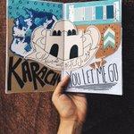 Karachi, you let me go ✨ #artjournal #karachi https://t.co/JnXBwLtpal