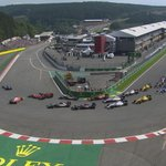 LAP 1/44: Chaos at the start for Ferrari as both drivers collide RAI P19 VET P22 #BelgianGP https://t.co/k92AZFC7VR