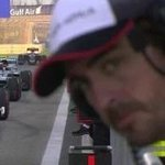 """Alonso: """"It will be difficult to overtake from P21"""" Lap 5: Alonso P10 #F1 https://t.co/QpEJoe2Jvn"""