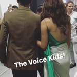 """The Voice Kids!"" KathNiels sexy back, though. 💙 #KathNielOnTVK3Finale #PushAwardsKathNiels https://t.co/oY3ByYilGq"