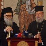 Πατριάρχης Αντιόχειας: «Μεγαλύτερη αξία έχει ένα βαρέλι πετρέλαιο από έναν άνθρωπο» https://t.co/6iFSU15n1E https://t.co/DC16dGIp41