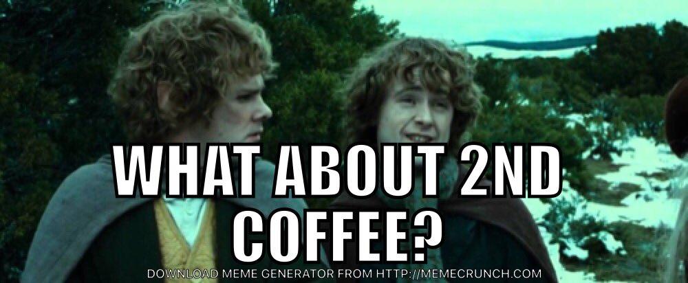 I've had 1 coffee so far but... https://t.co/3jlCa6p4cZ