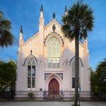 Since its Sunday, The Huguenot Church, c.1844. #Charleston https://t.co/h1ZBnxcZ0g