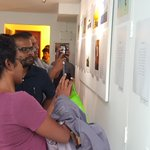 """""""I am a writer"""" Exhibition #HappeningNow at KAM Hotel https://t.co/OkWt8OioEp"""