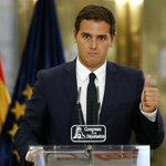 "VÍDEO: Rivera: ""Cien de las 150 reformas acordadas las firmé con Pedro Sánchez"" https://t.co/l8WBiARLSd https://t.co/954i91BgmS"