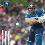 Sri Lanka 226 all out (49.2 ov) Dinesh Chandimal 102, Tillakaratne Dilshan 42 - Adam Zampa 3/38 -Target 227 #SLvAUS https://t.co/iyLNjLLMT3