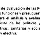 """Ya lo decía E. Chelimsky: """"La evaluación es un acto político"""" #PactoCerradoARV amenaza seriamente #CulturaEvaluativa https://t.co/vV7rUYnG4y"""