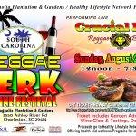 South Carolina Reggae Jerk & Wine Festival is TODAY! https://t.co/M2YHjkPxNj https://t.co/gb0e9CVsee