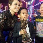 Congratulations to coach Lea and her first The Voice Kids grand champion Joshua! #VoiceKids3Finale https://t.co/Xc1ikIpphi
