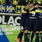 ¡Hoy juega #Boca! https://t.co/o56Gvx9wJT