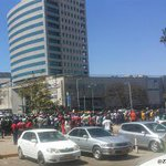 They are having their march in Harare now.They did not notify the police , they did not need a crt order https://t.co/WqnU5Bop6S