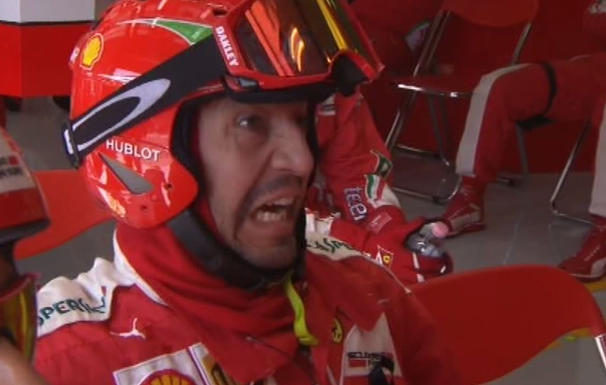 watching f1 drivers today like https://t.co/9xIGsFF864