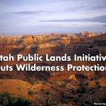 Dont be fooled! The #Utah #PublicLands Initiative is bad for #Wilderness: https://t.co/xFiRBt2BiE @UtahSierran #p2 https://t.co/461SAqVJT5