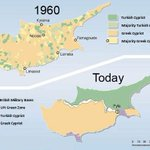 Remember how #Turkey transformed N-#Cyprus against locals as #Greece and #Cyprus were about to be united... 1974. https://t.co/gH8tN9bLnn