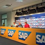 """Ralph #Hasenhüttl: """"Meine Mannschaft hat sich gut an das hohe Niveau in der #Bundesliga angepasst."""" #TSGRBL https://t.co/Wbxs0sldjk"""