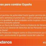 Igualdad de oportunidades para personas con diversidad funcional #150ReformasCs https://t.co/zdOP9peDk1