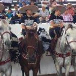 #ImpulsoSocialGto al deporte y nuestras tradiciones con la techumbre del Lienzo Charro Luis H. Ducoing @diegosinhue https://t.co/rYwbRGjaxZ