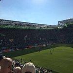 Super Stimmung auf allen Tribünen! @skrapid #AllianzStadion #Weststadion #SCRrbs https://t.co/86bDiGjAvB