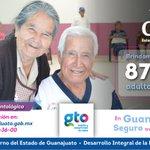 Felicitamos a las abuelitas y abuelitos. #DiaDelAdultoMayor gracias por el empeño de lograr un mejor Guanajuato. https://t.co/Nnl5oBPQLM