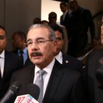 Presidente Medina define Hatuey De Camps como un guerrero que nunca se amilanó https://t.co/V69Dd3C13v https://t.co/vBYe9D5XCC